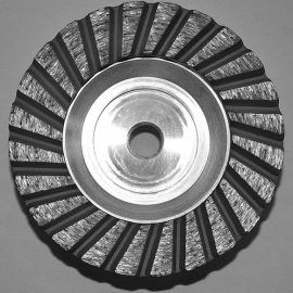 Frez diam. 100 aluminium GREY - Abra Marmi - Sklep Kamieniarski w Poznaniu