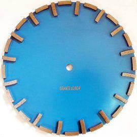 Talerz diam. MPSG400 granit gr. 60 80 270x270 - Dłuta ręczne widiowe szerokość od 2 do 20  mm