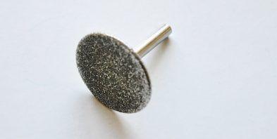 Tarczka do marmuru diament. 30 na trzpieniu 6 393x198 - Tarczka do marmuru diament. śr. 30 na trzpieniu 6