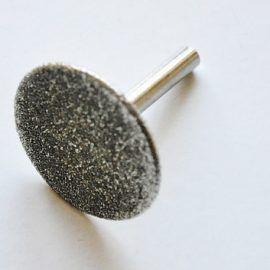 Tarczka do marmuru diament. 40 na trzpieniu 6 270x270 - Tarczka do marmuru diament. śr. 30 na trzpieniu 6