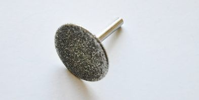Tarczka do marmuru diament. 40 na trzpieniu 6 393x198 - Tarczka do marmuru diament. śr. 40 na trzpieniu 6