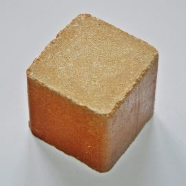 Kamien szlif. kostka zolty 270x270 - Kamień szlif. typu nerka gr. 00-3