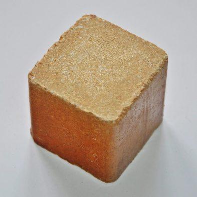 Kamien szlif. kostka zolty 393x393 - Kamień szlif. kostka 5 extra żółty do marmuru