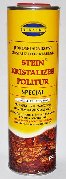 Stein Kristalizer Politur Specjal 1 l - Abra Marmi - Sklep Kamieniarski w Poznaniu