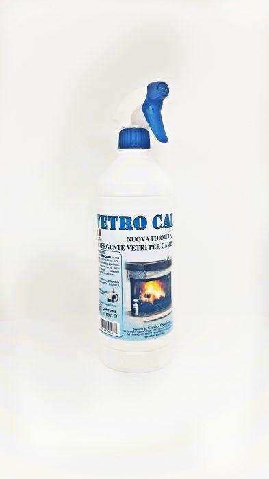 do kominków 1 01 393x699 - Detergent do czyszczenia szyb kominkowych VETRO CALOR  1L