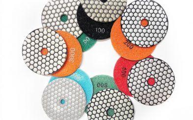 rzepki na sucho 393x244 - Tarcza diamentowa na rzep śr. 100 mm