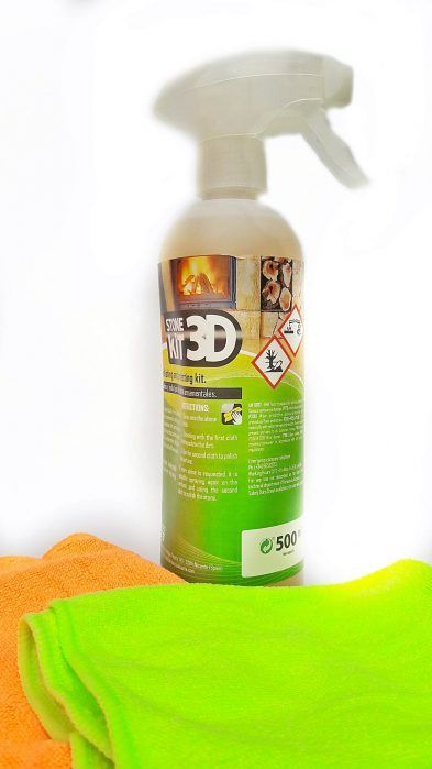 stone kit3D spray do czyszczenia i pielęgnacji kamienia